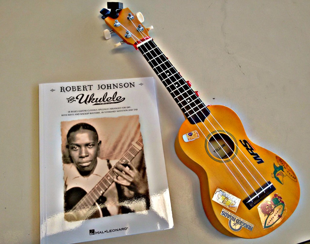 Racolta di tablature Robert Johnson for Ukulele