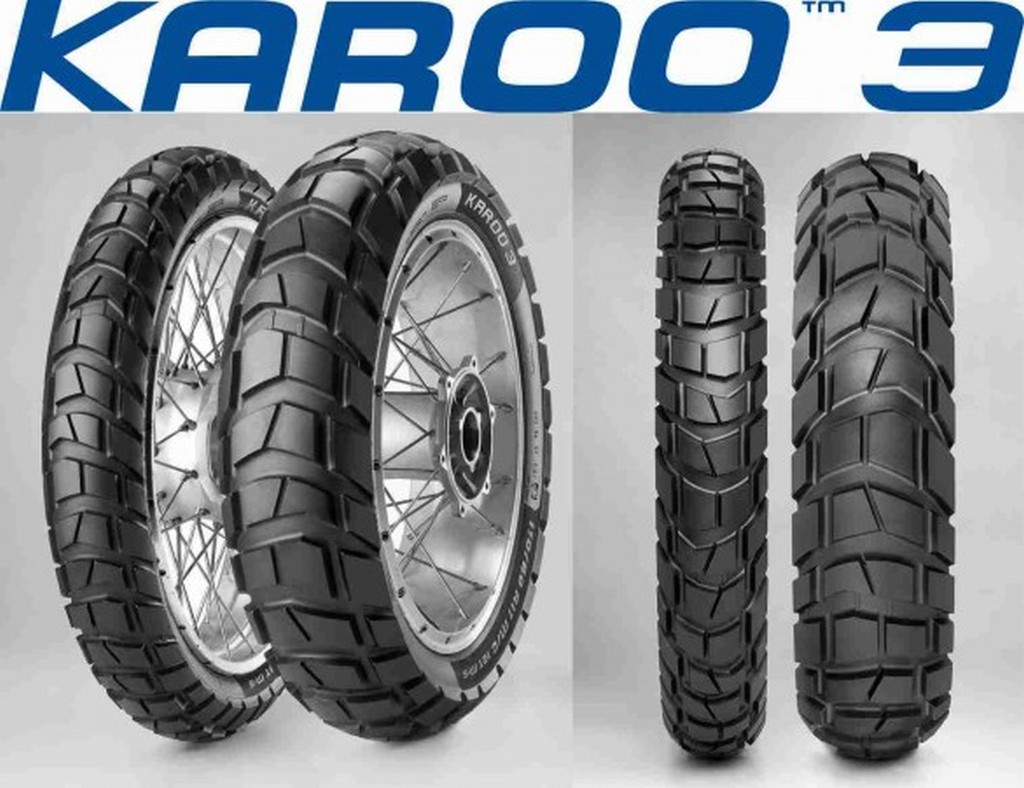 Recensione gomme Metzeler Karoo 3 su Africa Twin RD07A