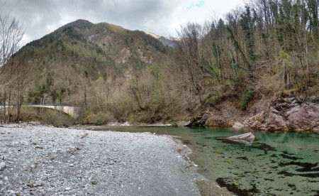 Val d'Arzino in due ore
