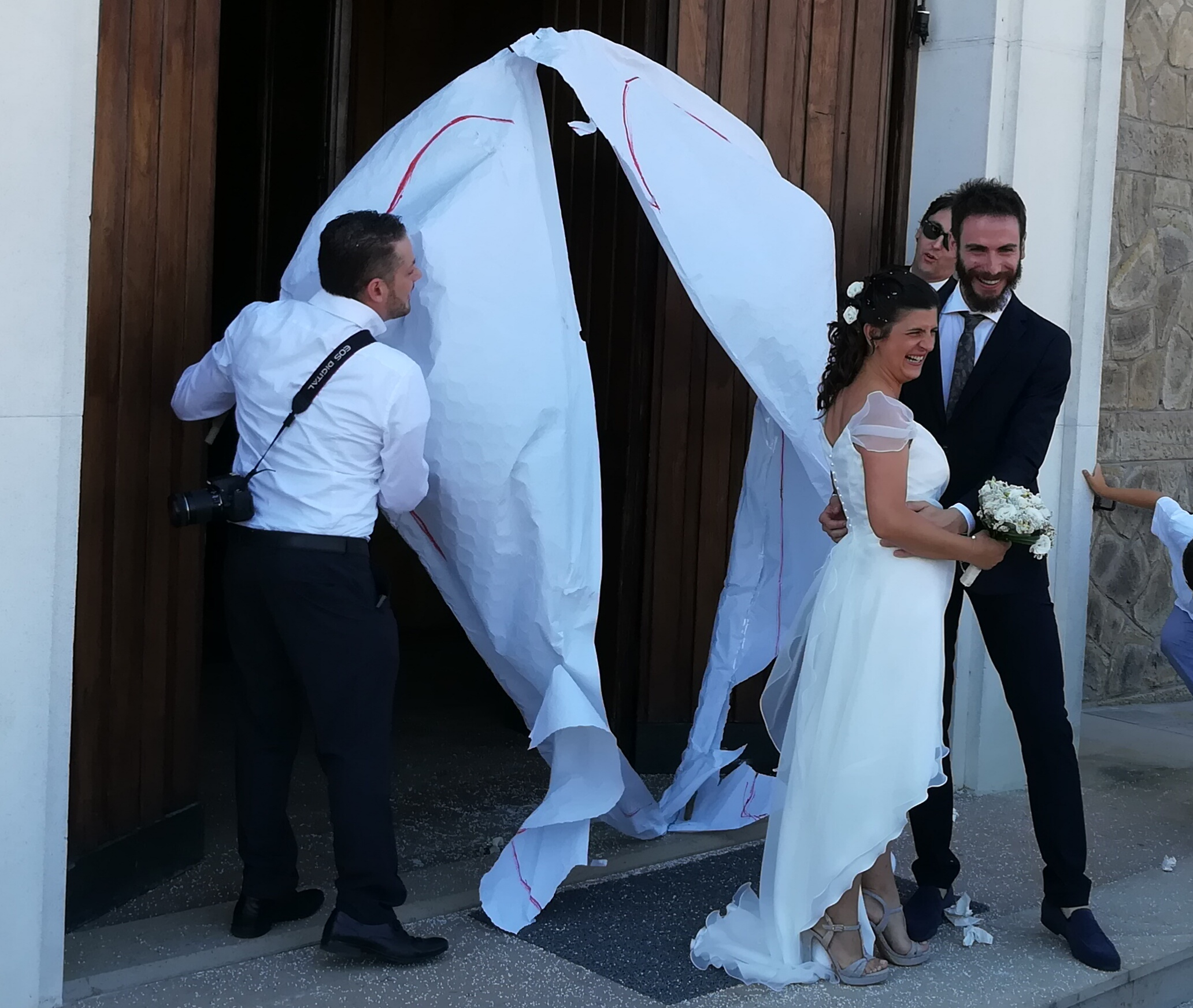 Matrimonio Mighe e Anna 30/06/2018